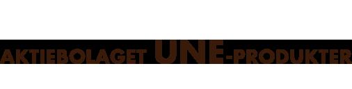 UNE-produkter i Leksand