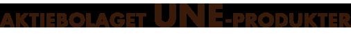 UNE-produkter_logo